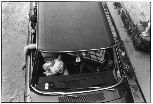 Baby In Car Coney_1