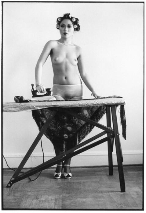 May Wong Ironing