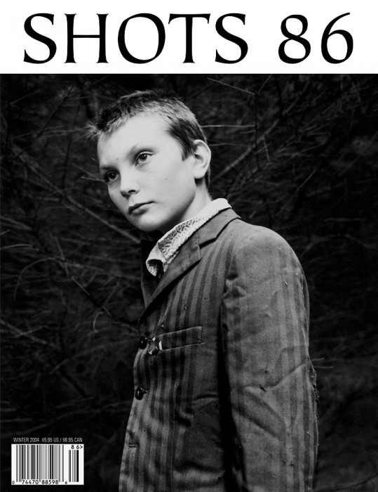 SHOTS no. 86 cover, photo by Ingar Krauss