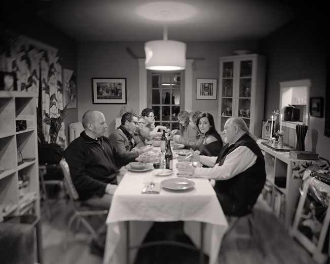13 Stephen DiRado Tina's Dinner Worcester MA 111613