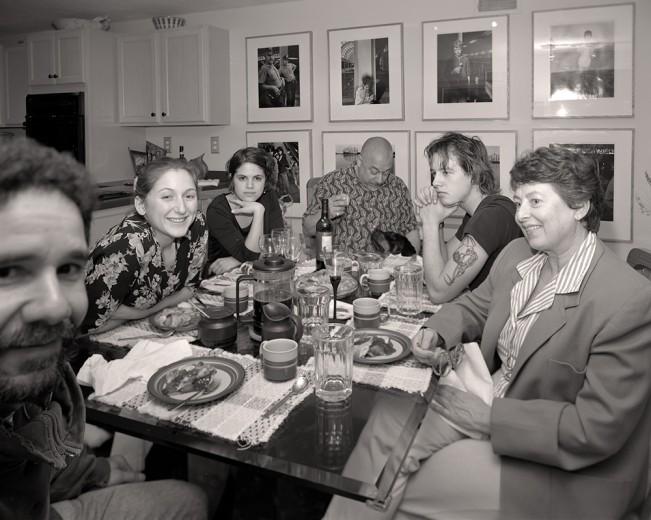 9 Stephen DiRado Dinner at Rons Shrewsbury MA 050798