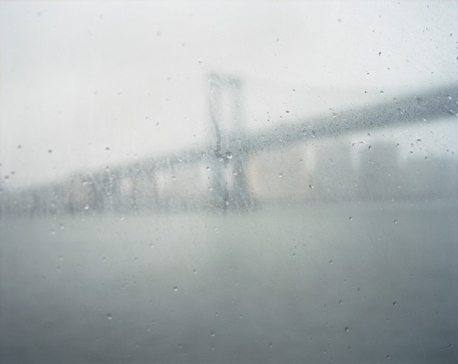 11-Ferry Window (Williamsburg Bridge), 2014