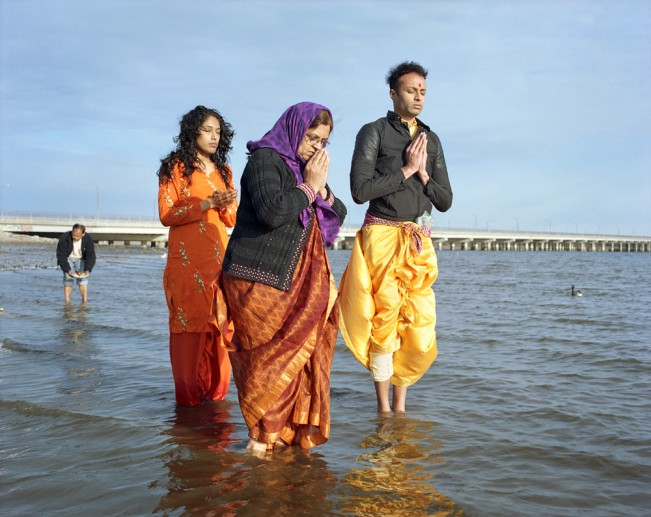 4-Prayers and Offerings, Jamaica Bay, Queens, 2014