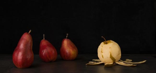 Four Pears