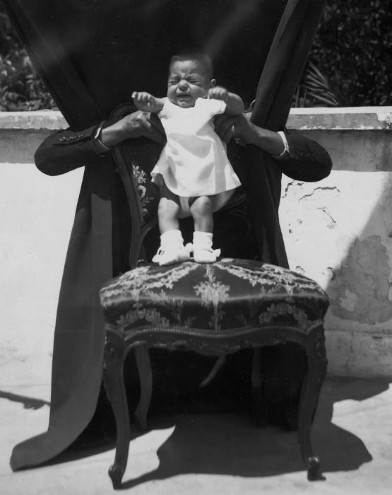 Photo of Panos Lambrou taken by John Lambrou