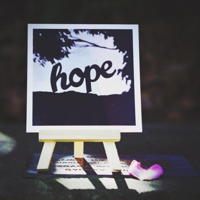 33 Holding Hope
