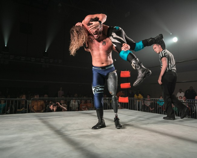 Next Level Wrestling, Knoxville, TN