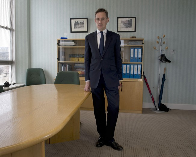 06 Senator Ian Gorst, Chief Minister, States of Jersey