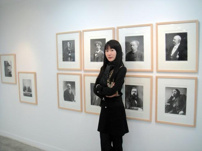 Curating Felix Nadar exhibition