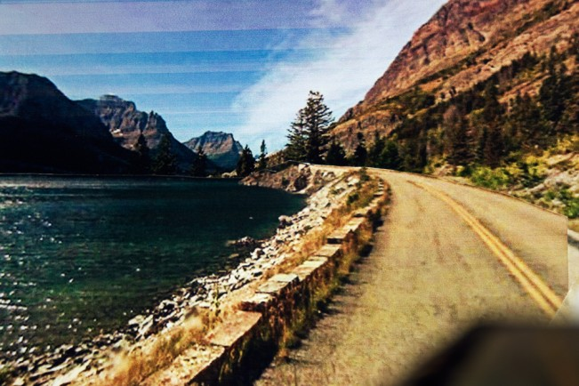 K2. going to the sun road