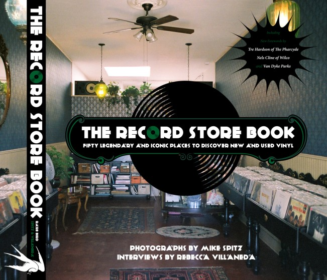 M Spitz Record Store Book Cover