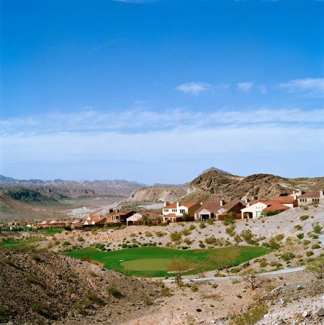 Lake Las Vegas Resort_Las Vegas USA _Tercia master planned community_ abandonded_Murcia Spain_ Robert Harding Pittman