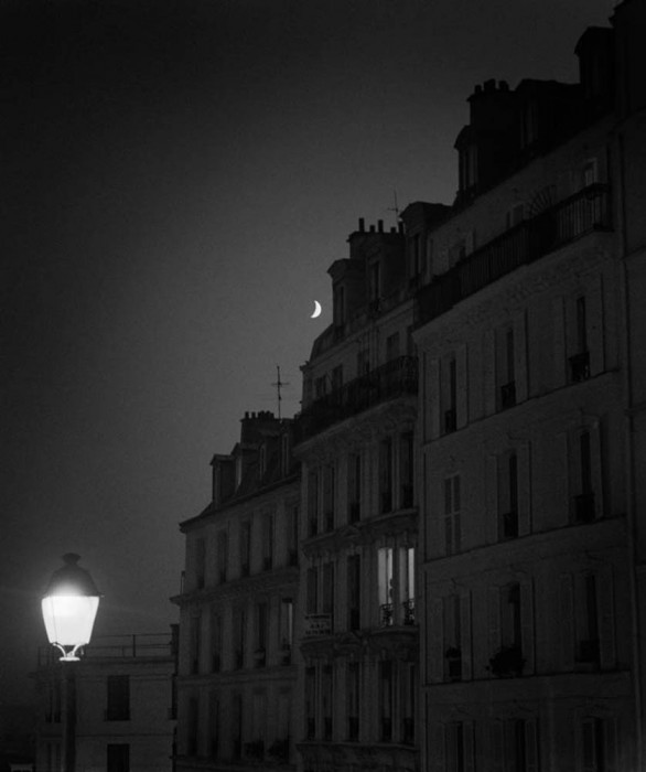 Langer_Moonrise Over Montmartre, 2002 NEW