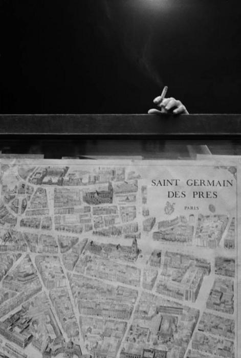 Langer_St. Germain des Pres, 2002