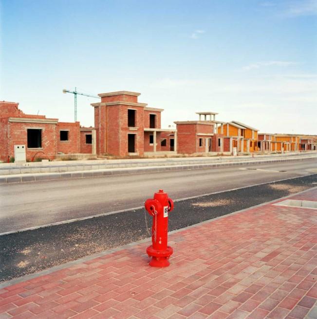 Tercia master planned community_ abandonded_Murcia Spain_ Robert Harding Pittman