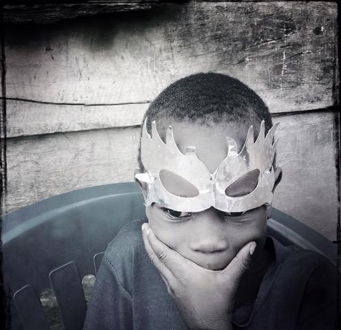 Masked Boy_Uganda