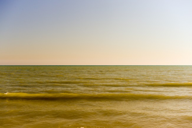 Yellow-Green Lake