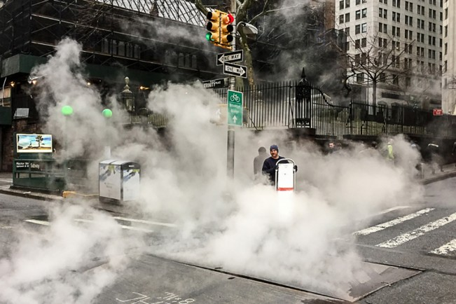 Steam Street