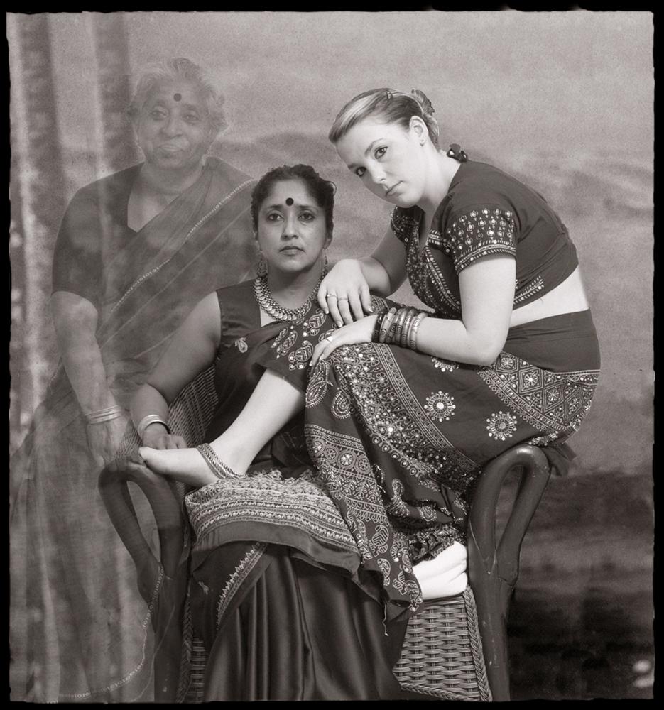 Annu Palakunnathu Matthew: Generations at the Royal Ontario Museum