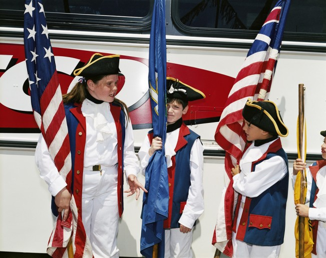 FAPE-Barney-Color Guard_2007-HIGH