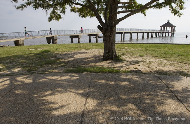 STAFF PHOTO BY TED JACKSON Fountainebleau State Park, Mandeville, La. 2014. Scenes of Katrina, 9 years later, photographed July and August 2014. (Photo by Ted Jackson, Nola.com | The Times-Picayune)