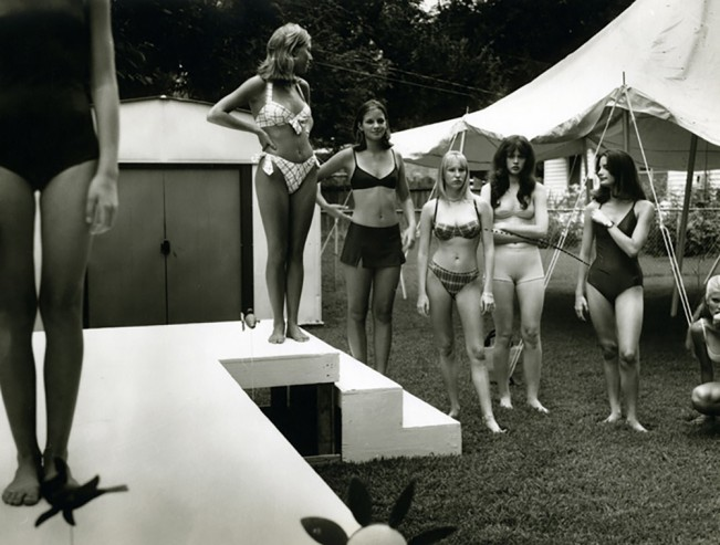 Melodie McDaniel Backyard Pageant©1998