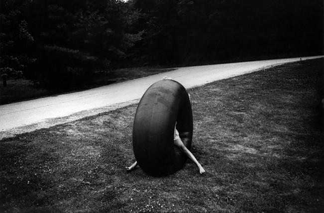 Melodie McDaniel Doughnut©1997
