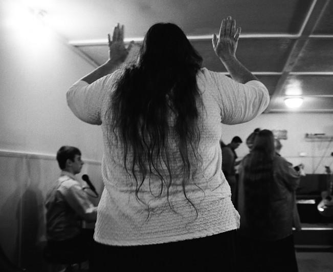 Melodie McDaniel Worship©2013