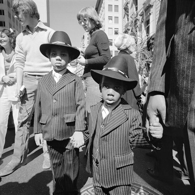 NY, NY Easter Sunday 1977