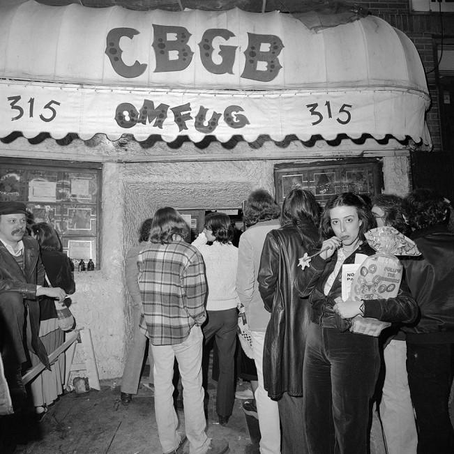 NY, NY April 1977