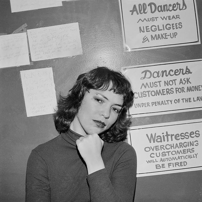 Self-Portrait – Playmate Hostess, NY, NY December 1978
