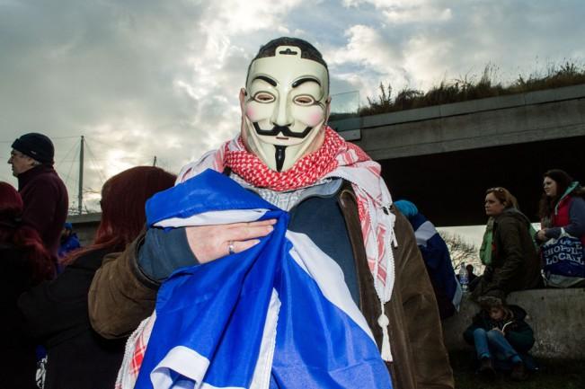 45 Rally Edinburgh