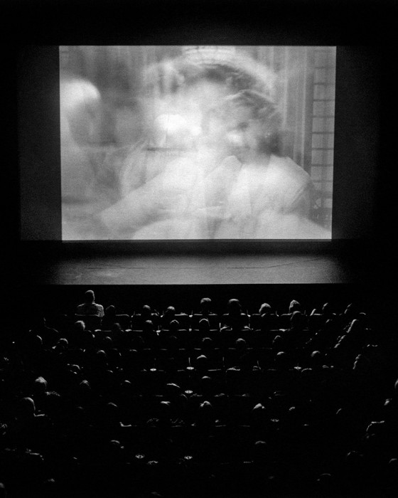 Jared Ragland Untitled (Matinee screening of Casablanca, Prytania Theatre, Uptown, New Orleans), 2015