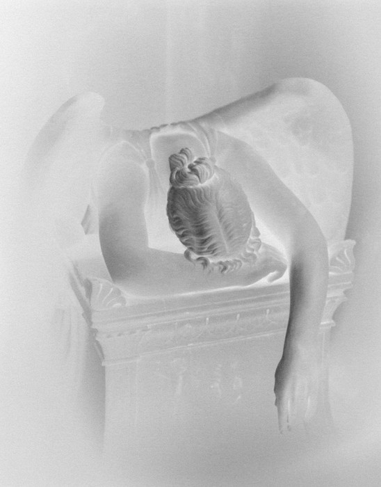 Jared Ragland Untitled (Angel of Grief), 2015
