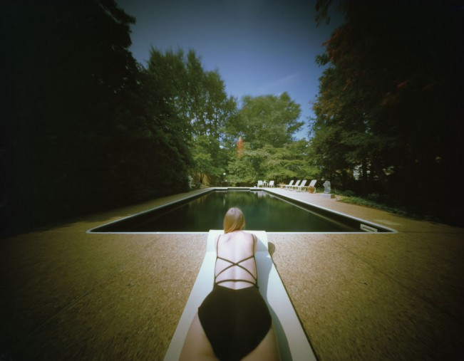 Richmond, Virginia Anne S. at Jack B.'s Pool #2, 9.7.1983