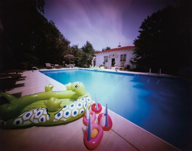 Richmond, Virginia Ed & Jerry's Pool #3, 8.07.1984