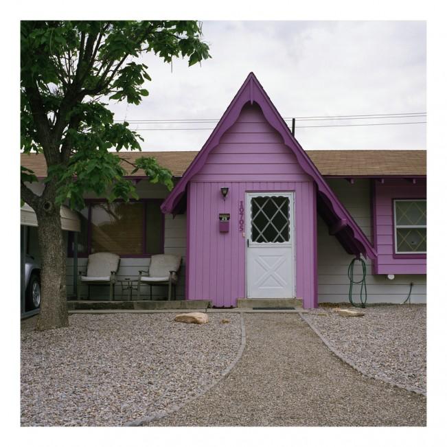 Purple House 001