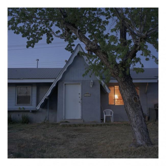 Blue house 001