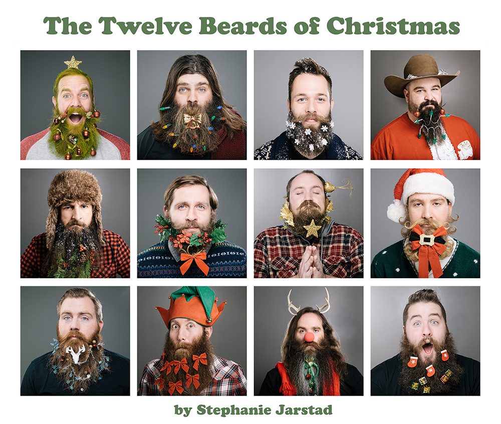 12beards - Christmas Beard