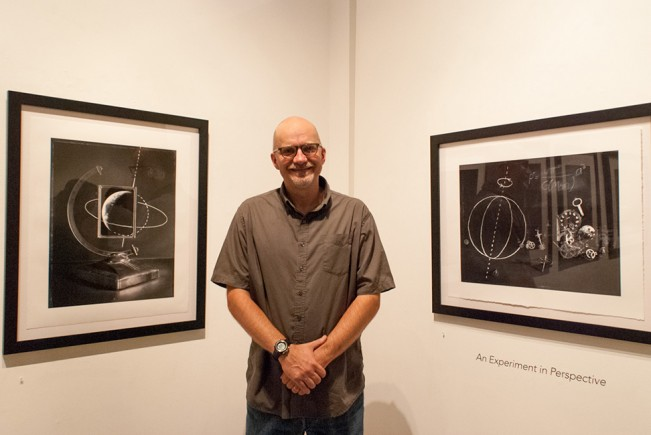Corden|Potts October Reception: John Chervinsky