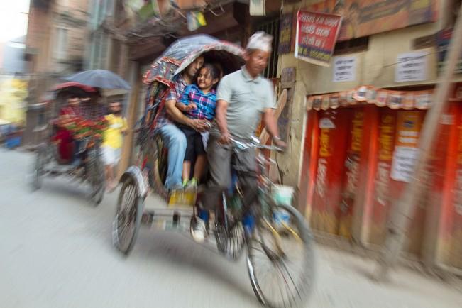 ©Adirane Azkuenaga, Slow life, Kathmandu, Nepal