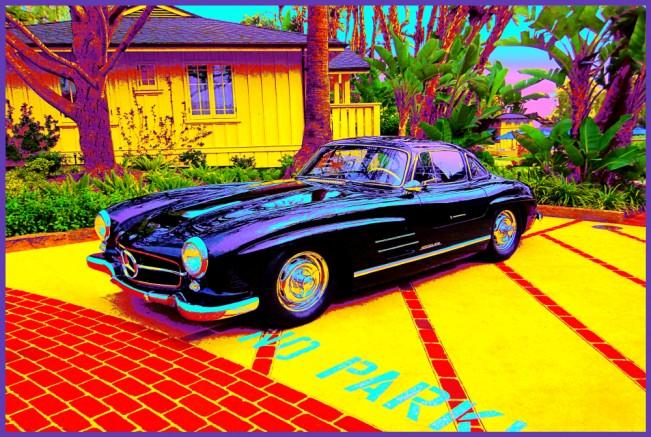 ©Jane Gottlieb No Parking Santa Barbara CA www.janegottlieb