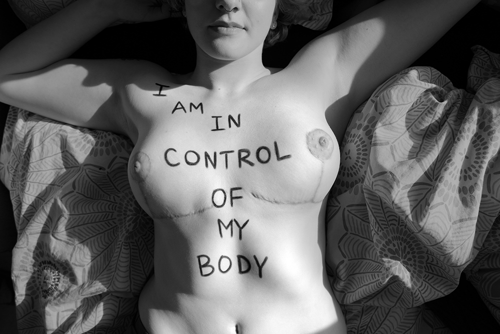15 I am in Control of My Body