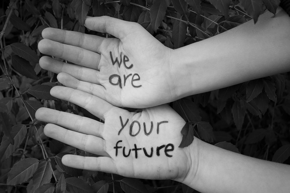 16 We Are Your Future