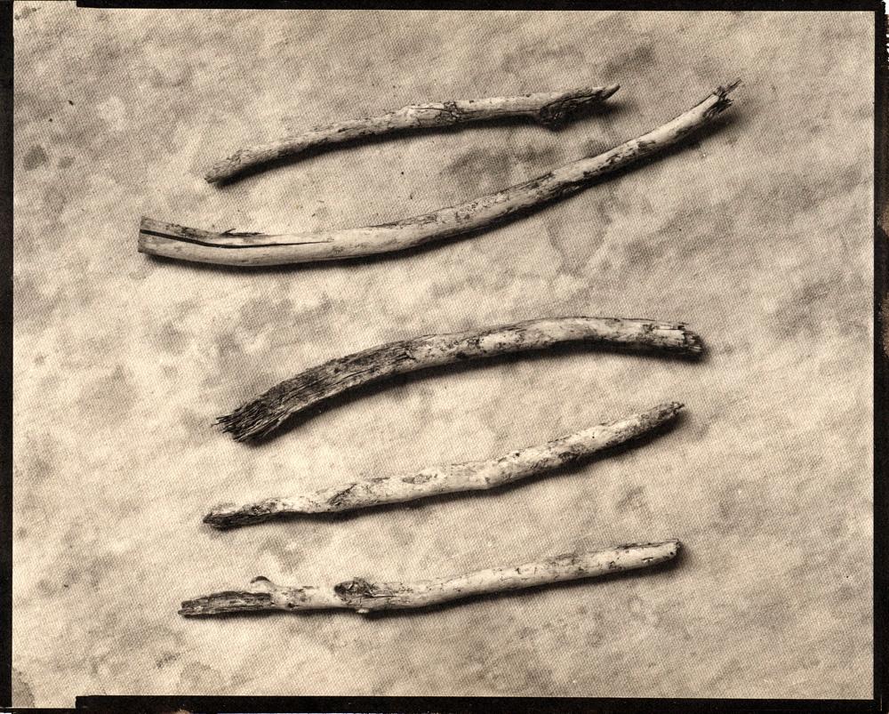 3    5 sticks