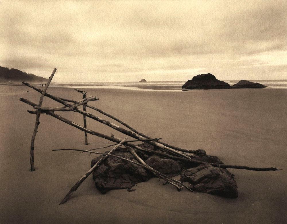 5 Beach Sticks