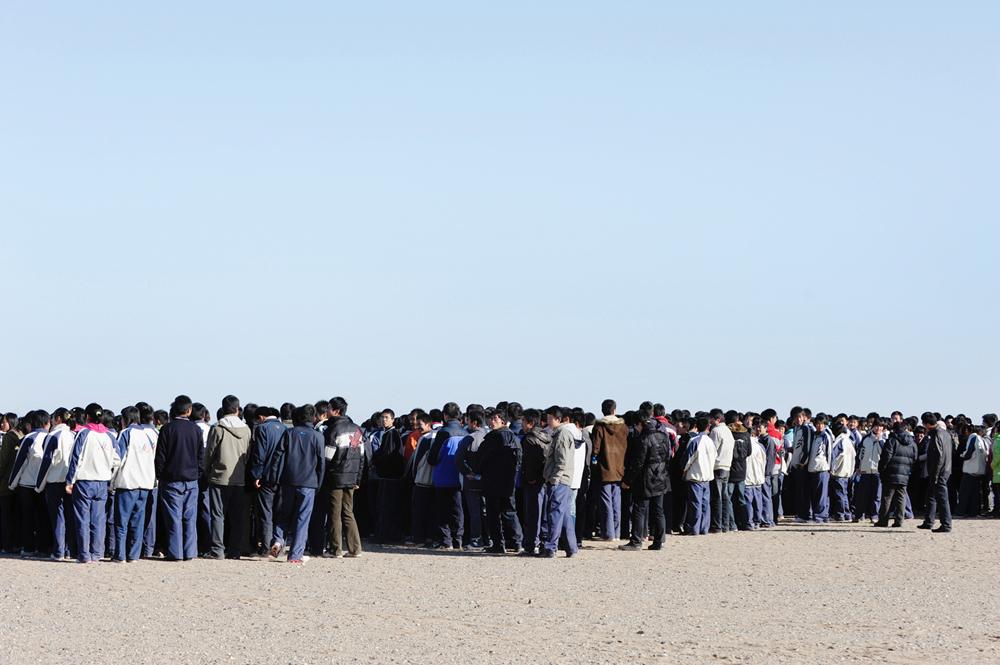 (PROCESS)View of Work ; Mirage #1_Gobi Desert_15