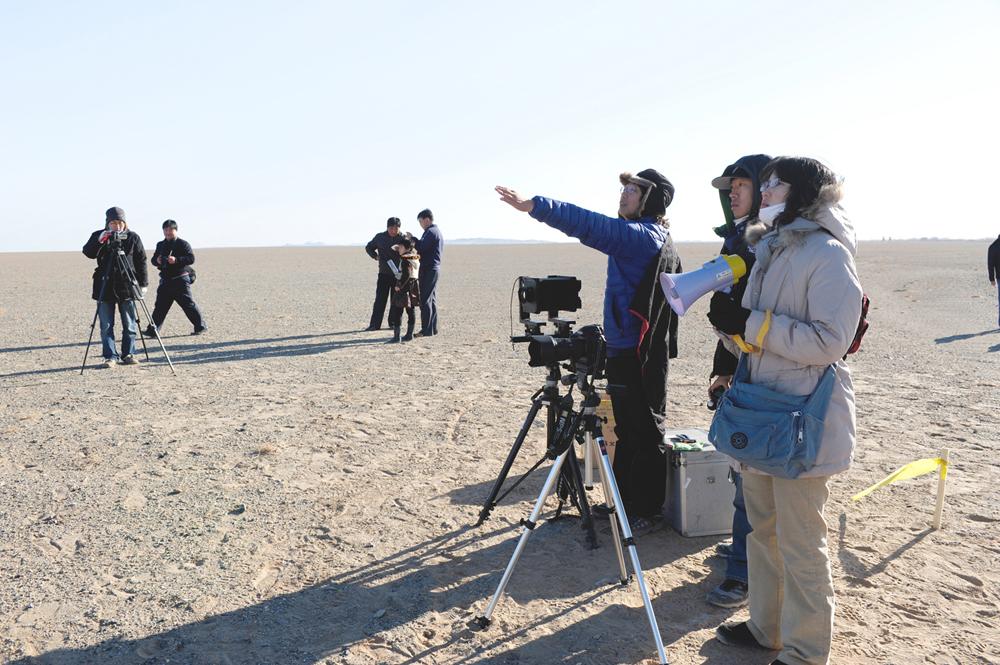 (PROCESS)View of Work ; Mirage #1_Gobi Desert_18
