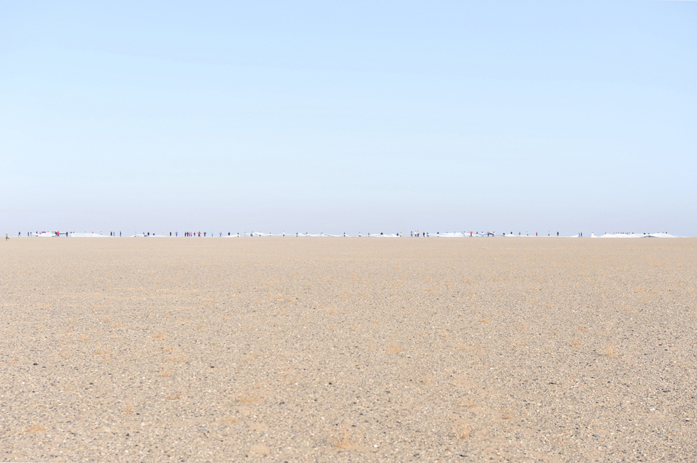 (PROCESS)View of Work ; Mirage #1_Gobi Desert_22