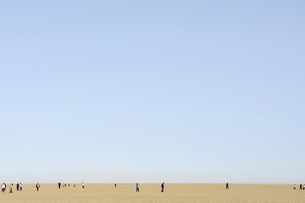 (PROCESS)View of Work ; Mirage #1_Gobi Desert_30